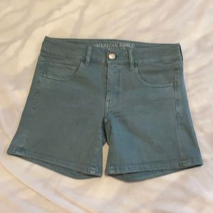 American Eagle Outfitters Women's denim shorts